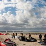 kitesurf au Crotoy