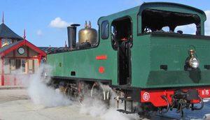 Petit train à vapeur