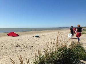 Vacances en location en baie de Somme